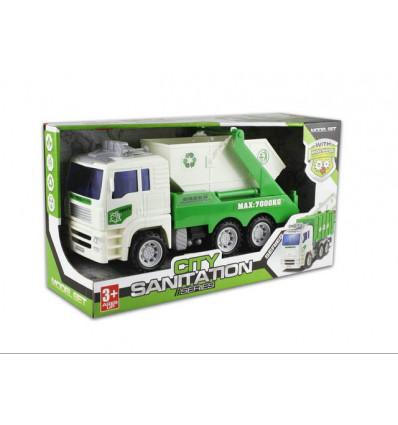 Reciklažni tovornjak, 27cm