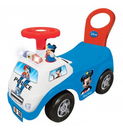 Kiddieland Poganjalec Mickey - policijski avto