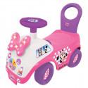 Kiddieland Poganjalec avto z zvoki Minnie - mašnica