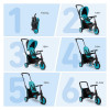 Smart Trike Ttricikel 6 v 1 STR3 - moder