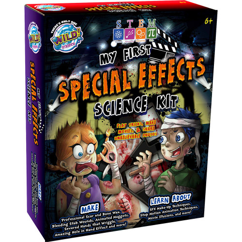 WILD SCIENCE - SPECIAL EFFECT SCIENCE KITS