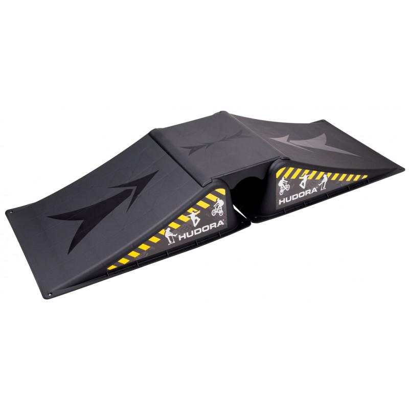 Rampa za skateboard Hudora - 3 delna
