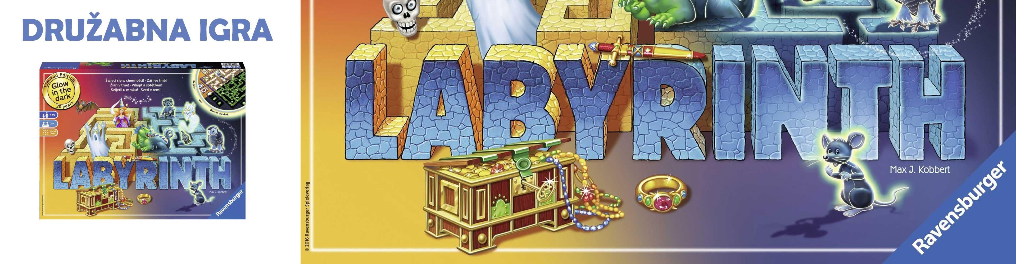 Labirint igra